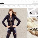 Tienda online de ropa deportiva