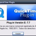 Quicktime en español