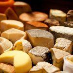 Distintos tipos de Quesos y dulces de leche