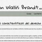 Wallis Pérez y Guerrero, asesoría y excelencia en Derecho
