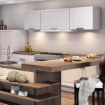 Muebles para cocinas y su distribución en el espacio