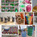 Manualidades en reciclaje