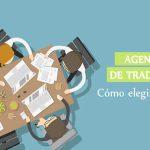 El servicio de las agencias de traducciones