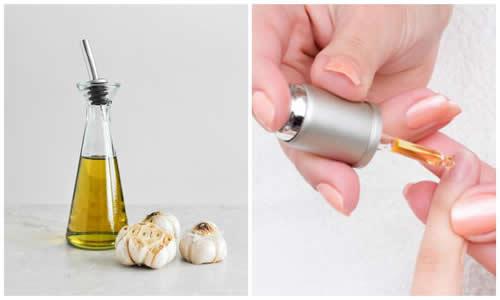 Cómo-preparar-una-loción-de-aceites-y-ajo-para-endurecer-las-uñas 2