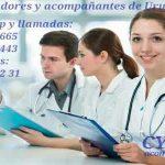 Disfruta los beneficios de los servicios de acompañantes en Uruguay