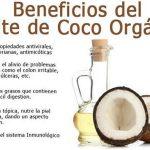 Principales beneficios del aceite de coco