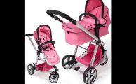 El cochecito uno de los artículos de paseos para bebés que no puede faltar