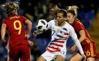 Empresas que transmiten los partidos internacionales de fútbol en Estados Unidos