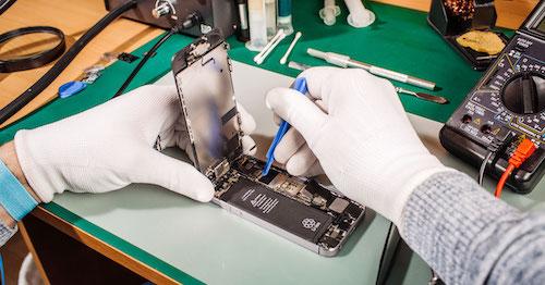 reparacion baterias celulares