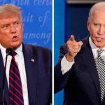 En el debate del 22 – 10 Trump haya una grieta para atacar a Biden