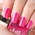 Distintos tipos de esmaltes para uñas de moda