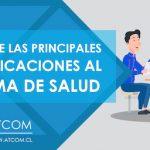 Como realizar cambios de plan de salud Isapre en Chile