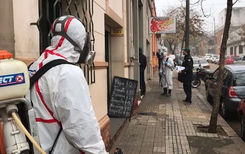 empresas fumigaciones uruguay